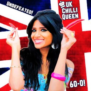 UK Chilli Queen